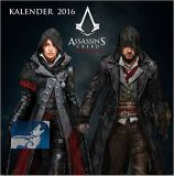 Assassin's Creed Wandkalender 2016