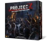 PROJECT Z - The Zombie Miniature